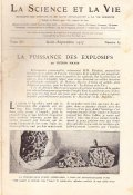 LA SCIENCE ET LA VIE N. 34 AOUT-SEPTEMBRE 1917